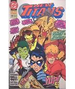 DC Comics, New Titans, #93, 1992, Mint, Modern Age - $2.99
