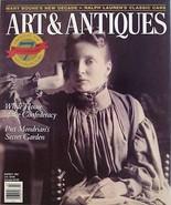 Art & Antiques Magazine, March 1991, Mondrian, ... - $6.99