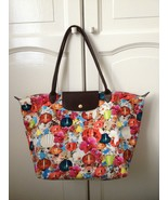 Longchamp Bag BRAND NEW Mary Katrantzou Limited Edition Le Pliage Large