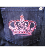 $369 Rock & Republic Kasandra Crystal Crown Jea... - $149.99