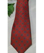 Christian Dior Monsieur 100% Silk Tie Italy USA... - $29.00