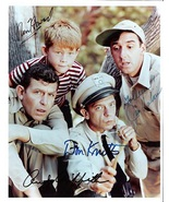 8 x 10 Autographed Photo of Mayberry (Andy Grif... - $4.29