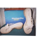 Cork Wedges Sz. 8.5 M New In Box,Montego Bay Cl... - $23.79