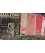 Accutron Bulova Carravelle Watch Parts Catalog ... - $60.39