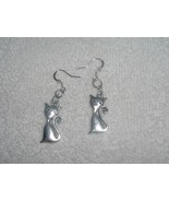 Kitty Cat Pet  Pair of Earrings Jewelry Piercin... - $3.95