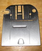 Singer 6212 Slide Plate #446481 & Zig Zag Throa... - $12.50