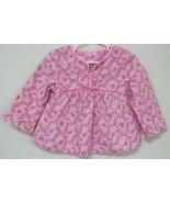 Girls Toddler Arizona Jean Co Pink Long Sleeve ... - $4.00