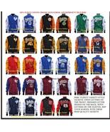 HSBC Fleece Varsity Jacket Tuskegee State Unive... - $61.74