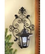Solar Powered Lantern Wall Mounted Lamp - $29.00