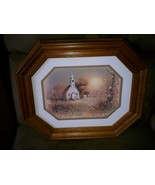 Homco Church Picture - $17.97