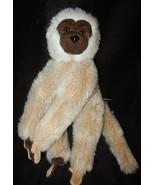 Russ Silverio Monkey Plush Stuffed Animal Hangi... - $11.95