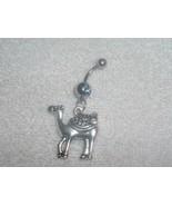 Desert Camel Navel Belly Ring Body Jewelry Pier... - $5.95