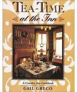 Elegant TEA-TIME AT THE INN Recipes+Settings GR... - $14.00