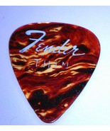 Vintage Fender Guitar Pick & Celluloid Triangle... - $15.00