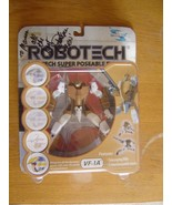 2001 Macross Robotech Super Poseable Action Fig... - $54.00
