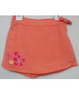 Girls Toddler Carters Peach Skort Size 3T - $4.00