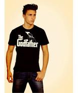 new Godfather shirt mafia tshirt Guy Mens bapti... - $14.99