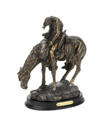 iconic statue The End of the Trail 9 by 5 by 9... - $18.79