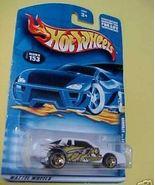 1988 HotWheels Chevy Stocker MIP Number 153 200... - $2.79