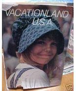 Vacationland USA HC DJ 1970 500 Color Photos Na... - $7.00