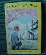 Old Book 1955 HCDJ Novel In My Fathers House Fl... - $5.00