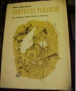 Old Book 1963 Northern Paradise-Guide to Norway... - $5.00