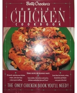 Betty Crocker Complete Chicken Cookbook Hardcov... - $3.00