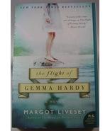 The Flight of Gemma Hardy by Margot Livesey 201... - $3.99