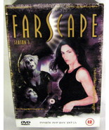 Farscape Season 3 DVD Region 2 (Europe) PAL - $7.99