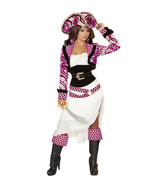 Sexy Roma Seductive Pirate Captain Costume W/WO... - $135.00 - $189.00