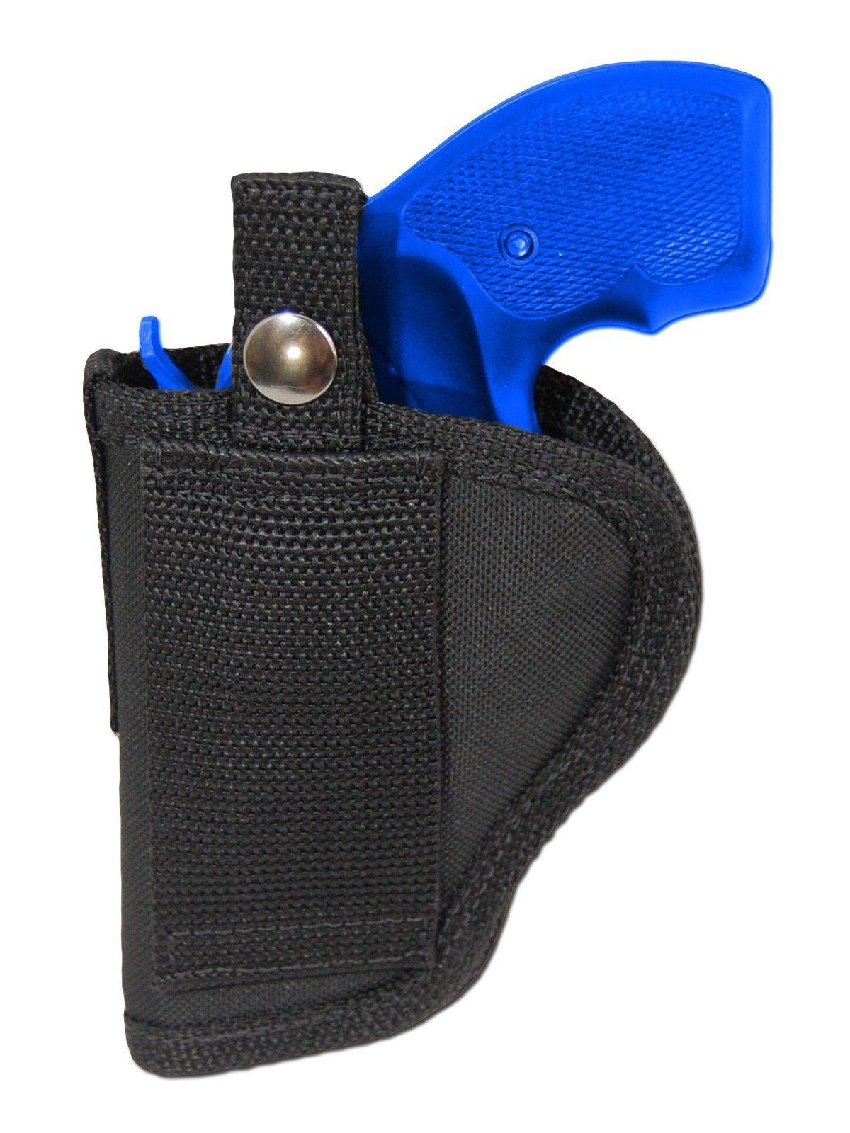 New Barsony Belt Loop Gun Holster Taurus 22 327 38 357