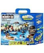 KRE-O Cityville Invasion Marina Madness Buildin... - $27.73