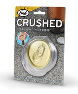 CRUSHED! Flattened Can Bottle Opener! - $2.99
