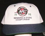 Buy MID-AMERICAN CONFERENCE hat MAC Swimming Diving 1998