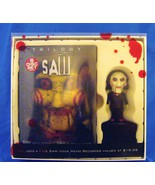 10% Off!  SAW DVD Trilogy 6 Disc Jigsaw Voice M... - $89.99