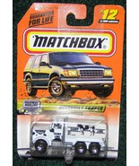 Matchbox 1999 #12 Highwat Hauler Dairy Line Pet... - $18.99