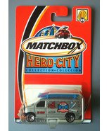 Matchbox 2002 Hero City #52 Ford Panel Van  - $8.99