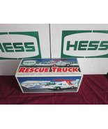 Hess 1994 Rescue Truck  - $18.99