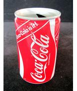 1988 Vintage German Coca Cola is it! Coke Tin C... - $7.91