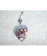 Paramore Rock Band Printed Guitar Pick Navel Be... - $6.95