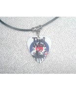 The Who Band Music Rock Printed Guitar Pick Nec... - $6.95