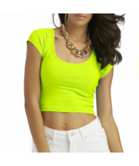 Nicki Minaj  Women's Studded Crop T-Shirt Light... - $5.99