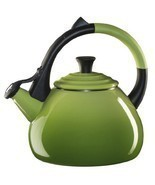 Le Creuset Enameled Steel 1.6 Quart Oolong Tea ... - £64.51 GBP
