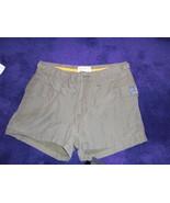 Abercrombie Vintage Olive Green Cargo Shorts - ... - $8.99