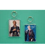 David Bowie 2 Photo Designer Collectible Keycha... - $9.95
