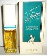 (TWO BOTTLES)Je Reviens Worth Parfume De Toilet... - $20.99