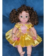Disney Store Princess Doll Belle Interactive Si... - $19.00