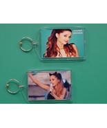 Ariana Grande 2 Photo Designer Collectible Keyc... - $9.95