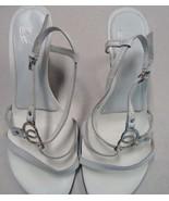 White Mountain Nicolette Woman's Leather Sandal... - $12.99