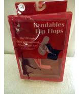 Hounds Bendable Flip flops flats/Medium Size 7/... - $14.99